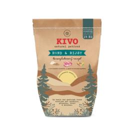 Kivo Rund & Rijst geperst | 14kg (12)