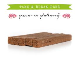 Kivo Take & Break Pens | 2 staven | Hond (AN)