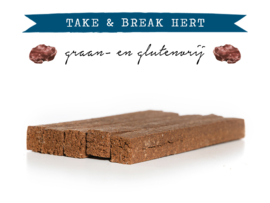 Kivo Take a break Hert | 2 staven | Hond (BB)