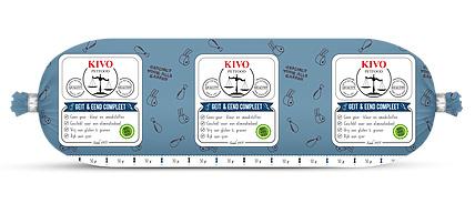 Kivo Geit & Eend Compleet