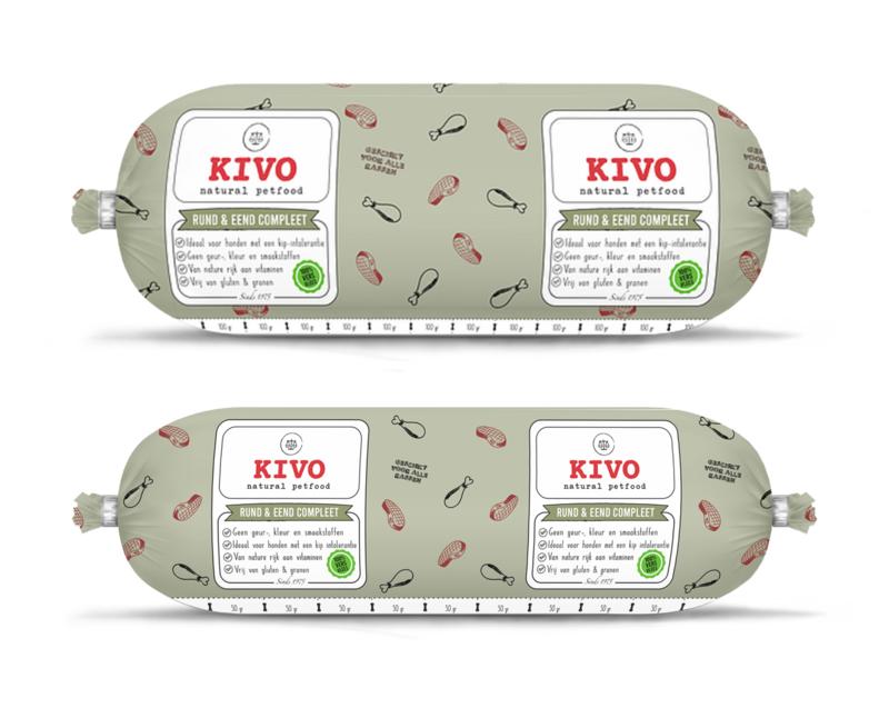 Kivo Rund & Eend Compleet
