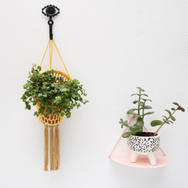 Yarn and Colors | Haakpakket | Must-Have Plant Holder