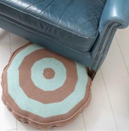 Yarn and Colors | Haakpakket | Basic Floor Cushion