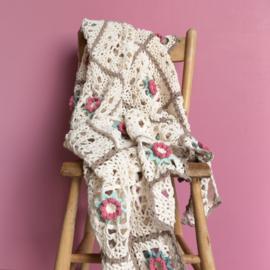 Yarn and Colors | Haakpakket | Romantic Throw