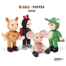 Boek | Beesie-Poppen haken | Anja Toonen