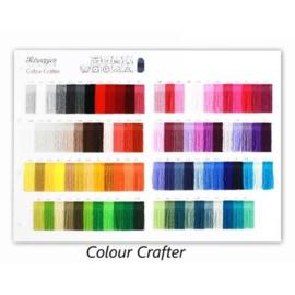 Scheepjes Colour Crafter Kleurenkaart
