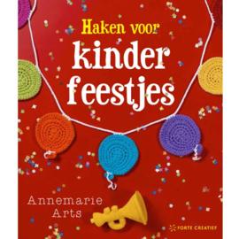Boek | Haken voor kinderfeestjes | Annemarie Arts