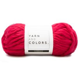 Yarn and Colors Urban 033 Raspberry