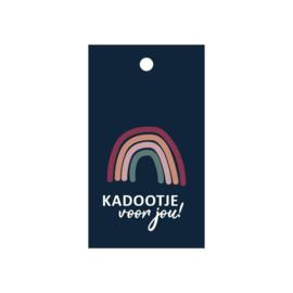 Cadeaulabel | Kadootje voor jou