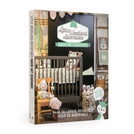 Boek   Little woodland adventures - haken met Dendennis   Dendennis