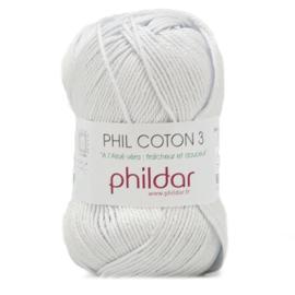 Phildar Phil Coton 3 1089 Ciel