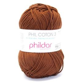 Phildar Phil Coton 3 1388 Havane