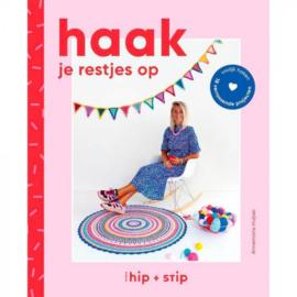 Boek   Haak je restjes op   Annemarie Huijser (Studio Hip en Stip)
