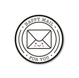 Stickers | Happy mail for you | Studio Schatkist | 5 stuks