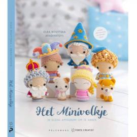Boek   Het Minivolkje   Olka Novytska
