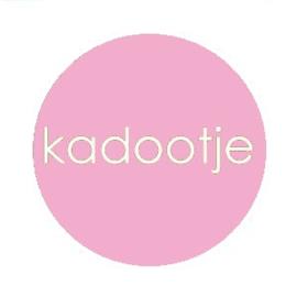 Stickers | Kadootje | Babyroze | 10 stuks