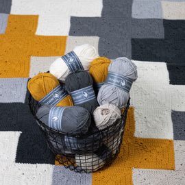 Durable | Haakpakket | Criss-Cross Blanket