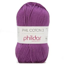 Phildar Phil Coton 3 0061 Clematite