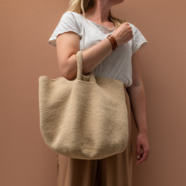 Yarn and Colors | Haakpakket | Slouchy Pouch