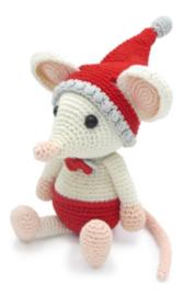 Haakpakket | Hardicraft | Kerstmuis