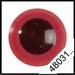 Veiligheidsoogjes | Rond | Roze | 5 paar | 6 mm