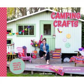 Boek | Camping Crafts | Lisette Eikelboom