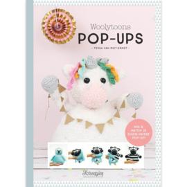 Boek   Woolytoons Pop-Ups   Tessa van Riet