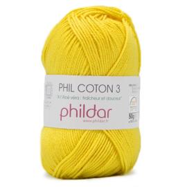 Phildar Phil Coton 3 1440 Soleil