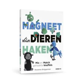 Boek | Magneetdieren haken | Rosanne Briggeman (Knufl)