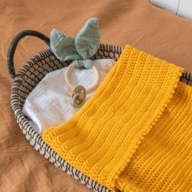 Yarn and Colors | Haakpakket | Oh Baby! Dekentje