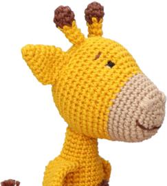 Haakpakket   Yarn and Colors   Gina Giraffe