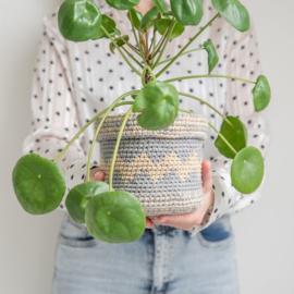 Yarn and Colors | Haakpakket | Basic Plant Baskets