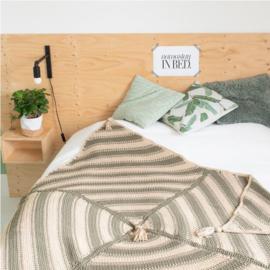 Yarn and Colors | Haakpakket | Boho Blanket