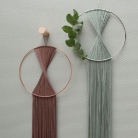 Yarn and Colors | DIY pakket | Twist WOW! muurhanger