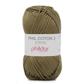 Phildar Phil Coton 3 7701 Army