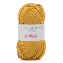Phildar Phil Coton 3 0005 Colza