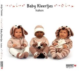 Boek | Baby kleertjes haken | Anja Toonen