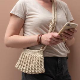 Yarn and Colors | Haakpakket | Cool Cross Body Bag