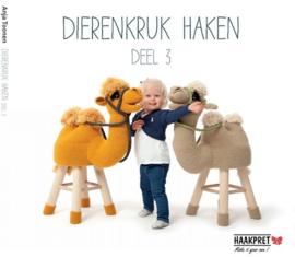 Boek | Dierenkruk haken 3 | Anja Toonen