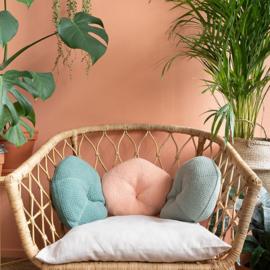 Yarn and Colors | Haakpakket | Leaf Cushion
