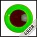 Veiligheidsoogjes | Rond | Felgroen | 5 paar | 6 mm