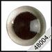 Veiligheidsoogjes | Rond | Kristal transparant | 5 paar | 6 mm