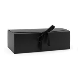 Giftbox en bewaardoos | Zwart | XL