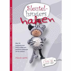 Boek | Sleutelhangers haken | Helanda Gerrits