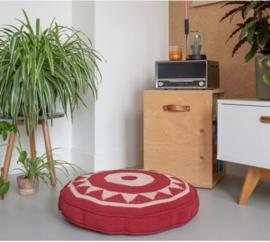 Yarn and Colors | Haakpakket | Boho Floor Cushion