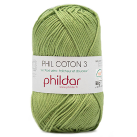 Phildar Phil Coton 3 2099 Feuille