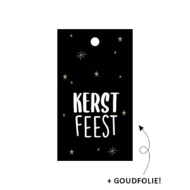 Cadeaulabel | Kerstfeest