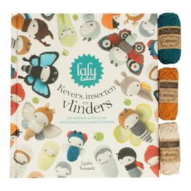 Boek | Lalylala kevers, insecten en vlinders | Lydia Tresselt