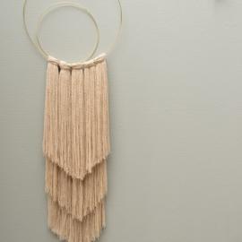 Yarn and Colors | DIY pakket | Boho WOW! muurhanger