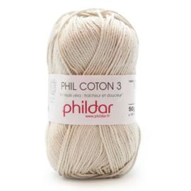 Phildar Phil Coton 3 1447 Perle